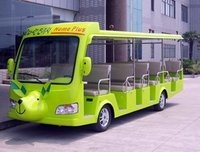 23 Seater Electric Shuttle Bus