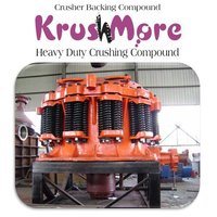 Cone Crusher Backing Compound