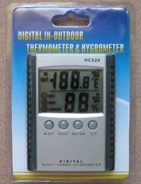 Temp And Humidify Thermometer (HTC-520)