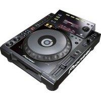 Pioneer Pro Dj Cdj-900 (Pro Omni Turntable W/Software)