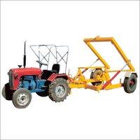Hydraulic Tractor Trolly Jack