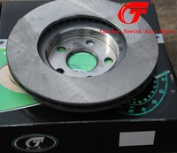 Heavy Duty Brake Disc Rotor (Suzuki)
