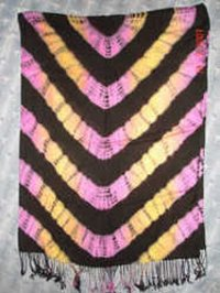 Tie And Dye Hijab Size