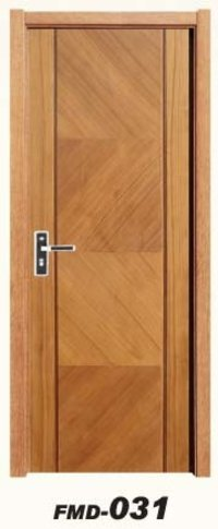 Solid Wood Interior Door (Fmd-031)