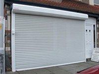 Aluminum Alloy Roller Shutter Door For Garage