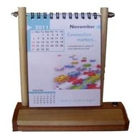 Wooden Desktop Calendars