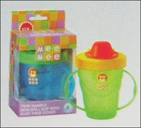 Twin Handle Non Spill Cup - Mm1410