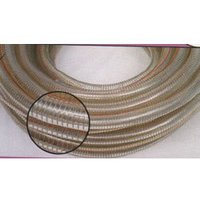 Pvc Steel Wire Reinforced Hose (Thunder Hose)