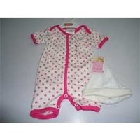Baby Hooded Jump Suit