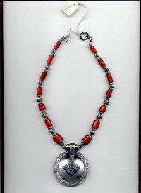 Coral Designer Necklace
