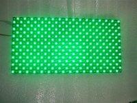 Green P10 10mm Pixel 10000 220v / 110v Electronic Led Traffic Signals