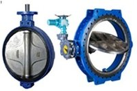 Wafer And Flanged Body Butterfly Valve