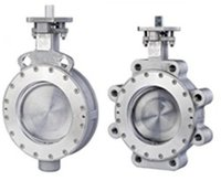 Wafer And Lug Butterfly Valve
