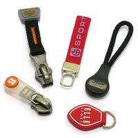 Customized Zip Pullers