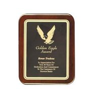 Wooden And Metal Plaques
