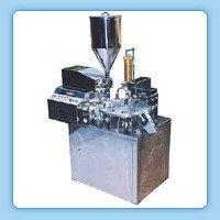Lami / Plastic Tube Filling And Sealing Machine