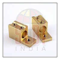 Brass Terminal Block For Energy Meter