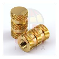 Brass Threaded End Inserts