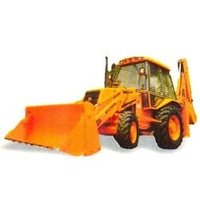Excavator Loader Units On Hiring