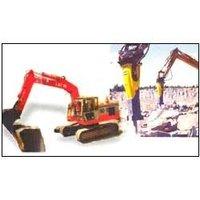Hydraulic Excavators Hiring