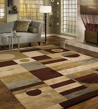 Wool Tufted Carpet
