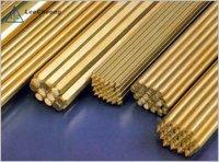 Brass Sheet Bar