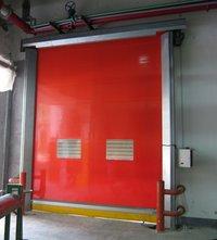 Pvc Rapid Roll Door