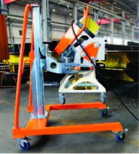 Auto Feed Plate Edge Beveling Machine