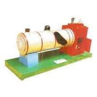 Locomotive Boiler Model