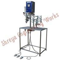 Semi Automatic Cone Filling Machine