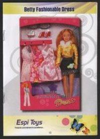 Fashionable Dolls