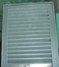 Industrial Acoustic Louvers