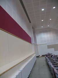 Wooden Stage Flooring