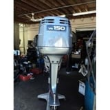 """25"""" Shaft Carburated Outboard Motor"""