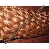 Woven Copper Braid