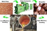 Briquetting Press For Cast Iron Scrap