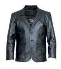 Formal Leather Jacket For Men