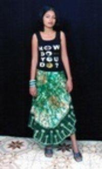 Fancy Reap Skirt