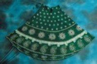 Green Designer Skirts