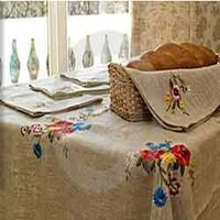 Dining Table Cover Set