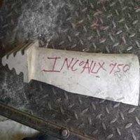 Inconel X750 Scraps