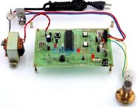 Thyristor Controlled Power For Induction Motor