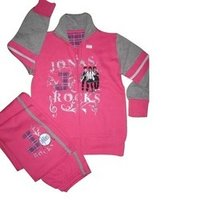 Girls Cotton Tracksuits