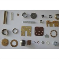 Precise Sheet Metal Pressed Parts