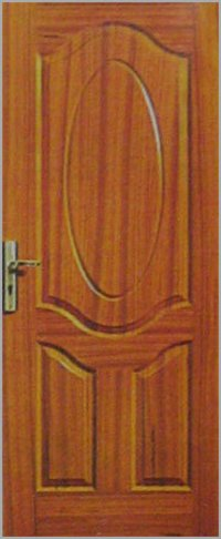 3 Panel Ovel Moulded Doors