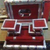 White Metal Jewellery Boxes