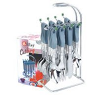 Cutlery Set(Deluxe 24 pcs.)