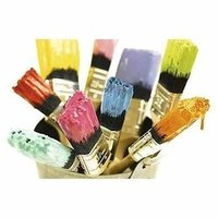 Oil Paint Brushes