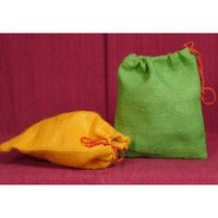 Light Weight Non Laminated Jute Pouch