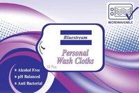Bluestream Personal Wash Cloth
